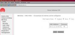 Wifi Huawei Echolife hg520 2